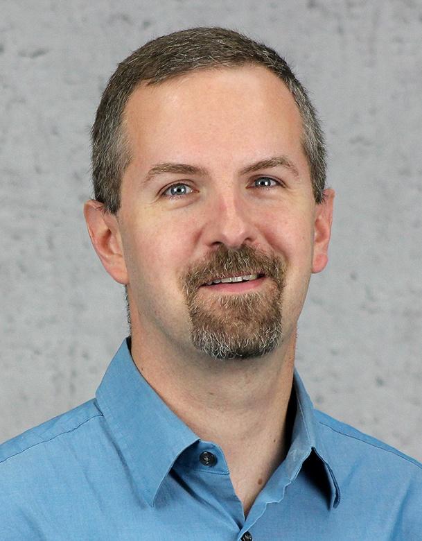 Jim Twieg, Director of Technology