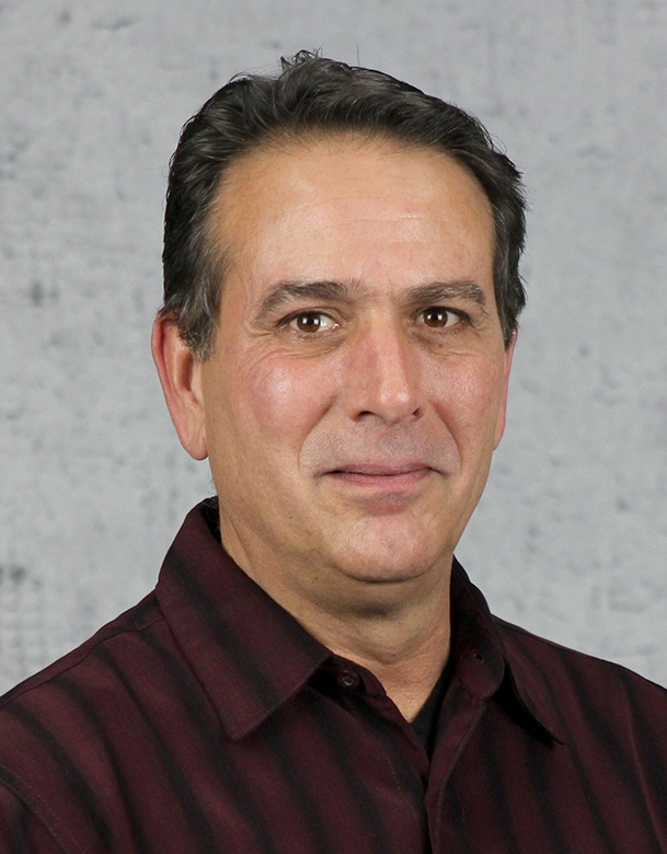 Ted Norman, Vice President of Manufacturing